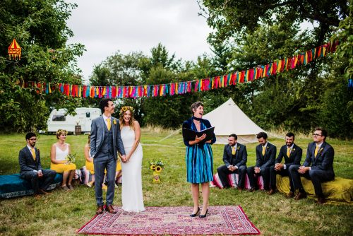 Rosalind Love, Wedding Ceremony, North Somerset