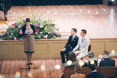 Rosalind Love, Wedding Ceremony, Bristol